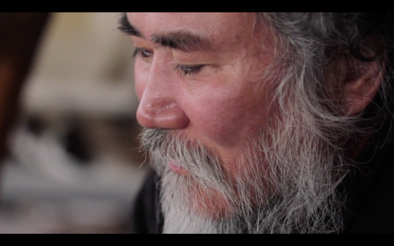 Documentary -  Master Sculptor, Korea