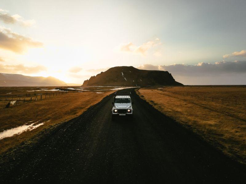 LAND ROVER - ICELAND SPEC