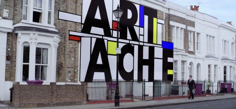 Art Ache (2014) - My first feature film edit