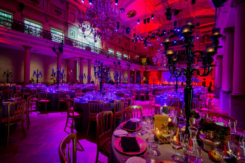Brothers Grimm Ball Gala Dinner