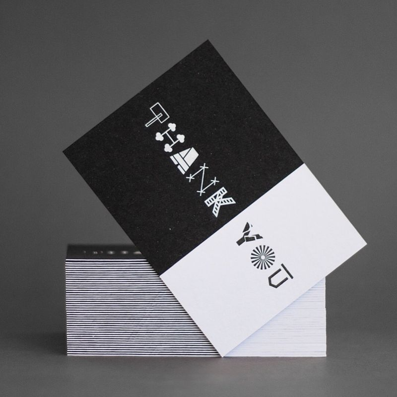 Dot Studio -Thank you cards