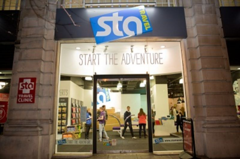 STA Travel Global Innovation Project