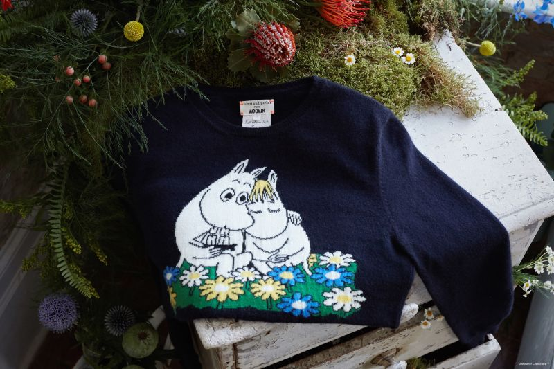 Chinti & Parker Meets Moomin 2017 Campaign