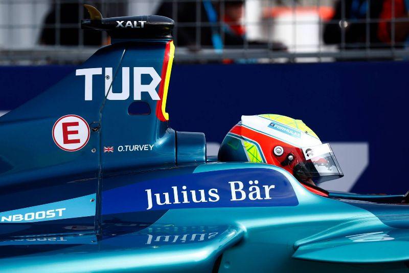FIA Formula E – Typography