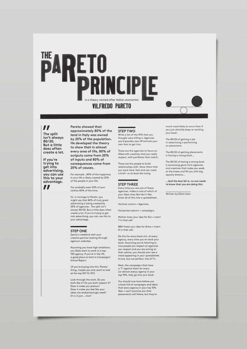 The Pareto Placement