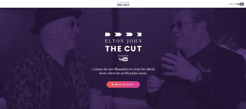 Elton John: The Cut