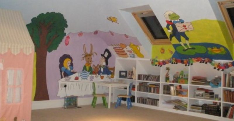Interior Creative Design and Murals