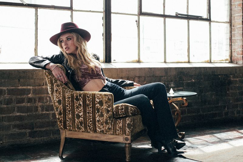 ZZ Ward Album Cover and Promotion Photos   |   Photographer Gus Black