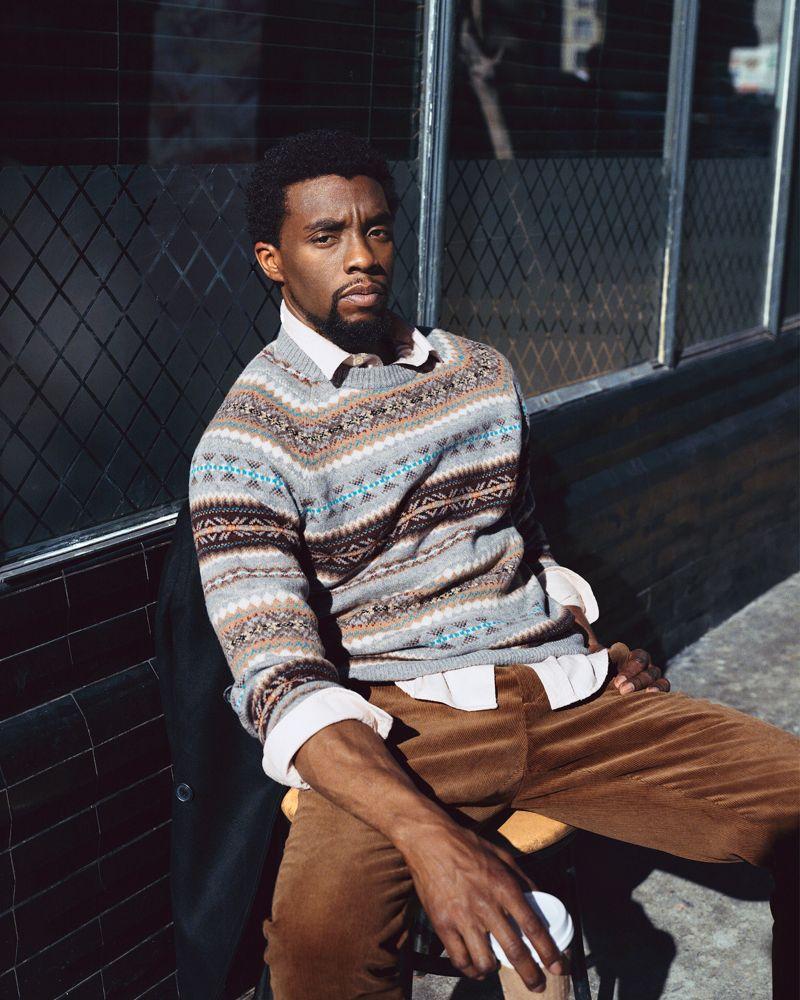 Mr Chadwick Boseman