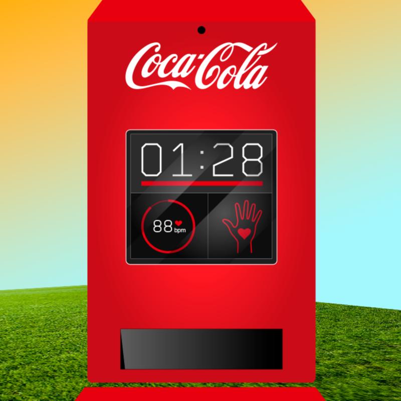 Coca-Cola Brand Reposition – Personal Work