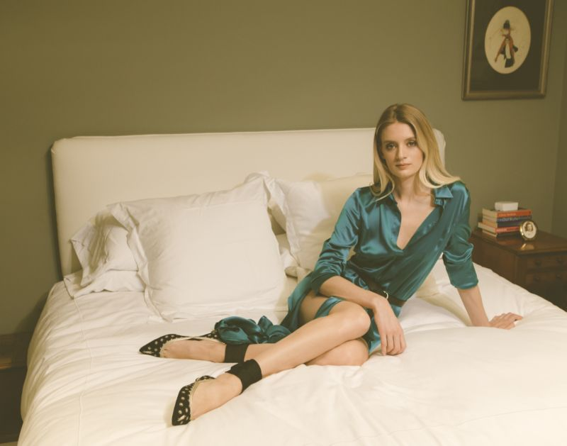 MATCHESFASHION.COM: My Fashion Life: Rebecca Corbin-Murray