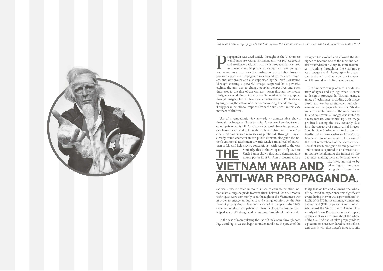Vietnamese War Propaganda | The Dots