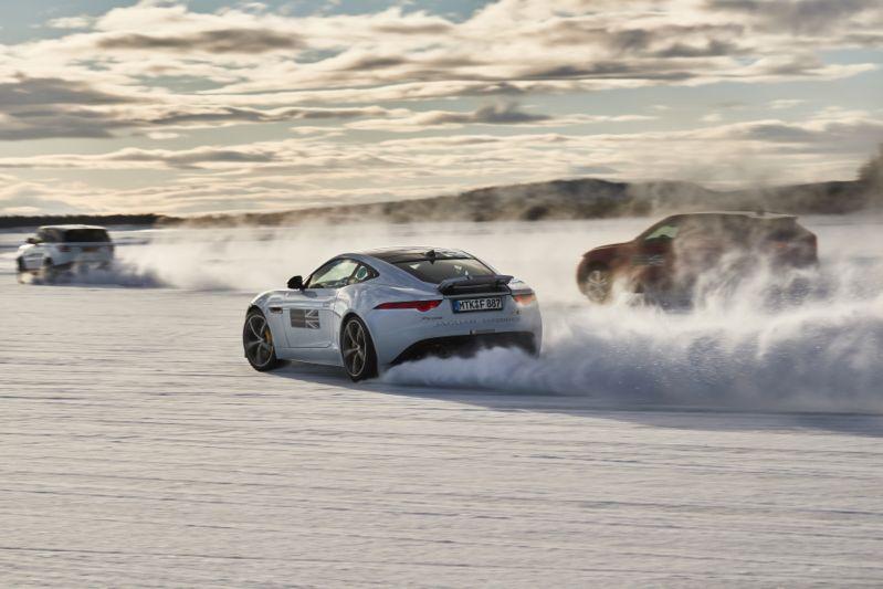 Jaguar Land Rover - Ice Academy