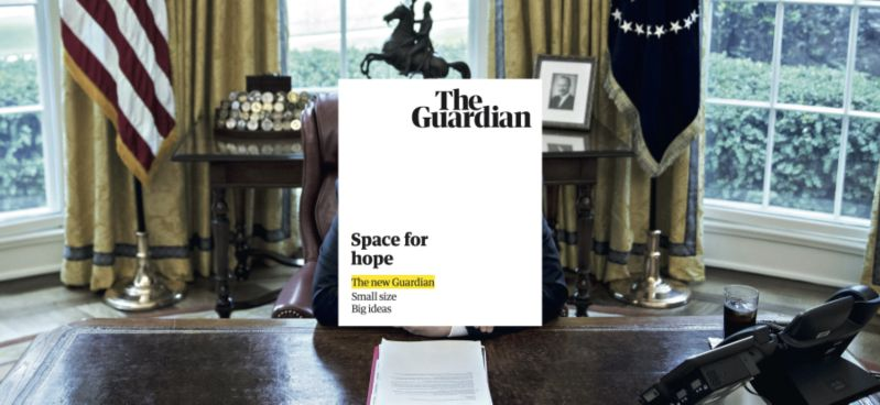 The Guardian 'A Space For'
