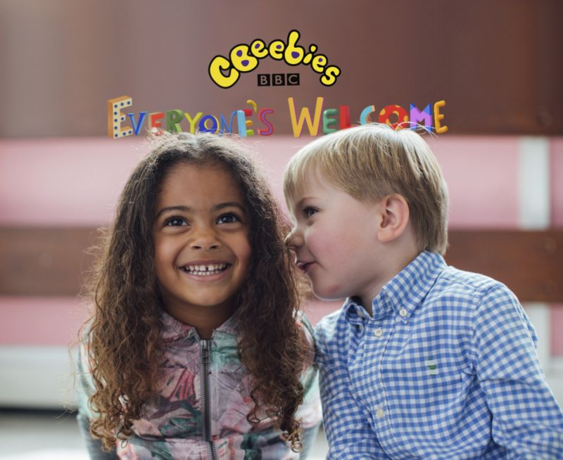 CBeebies 'Everyone's Welcome'
