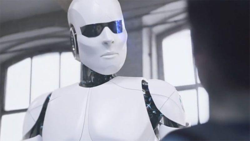 Sidi Ali - Dancing Robot