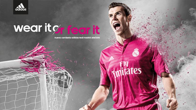 Adidas - Wear it or Fear it - Real Madrid