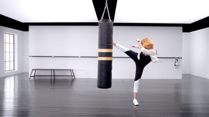 Pantene Strength conditioning TVC with Palina Rojinski