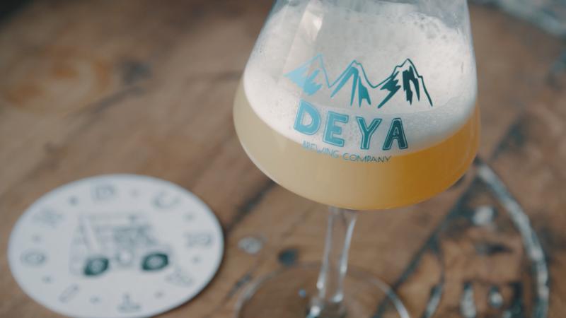 Duration Beer - Deya Collab