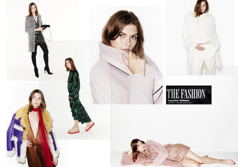 Fashion Assistant Guardian News & Media.