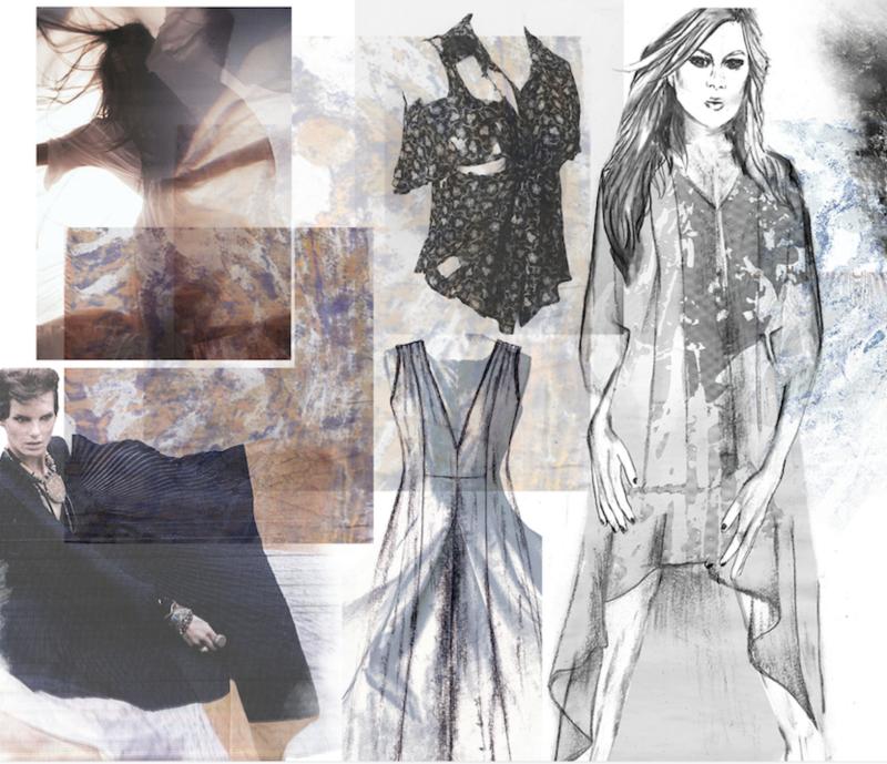 Womenswear & Print Design - H&M