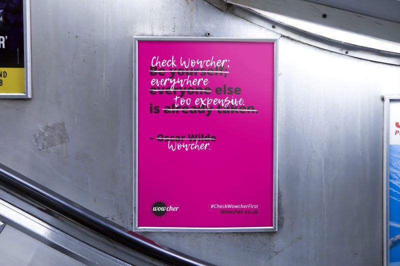 Wowcher Brand Awareness Campaign