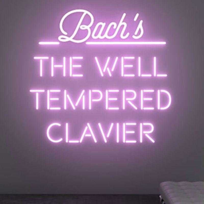 Bach in Lights -  Vimeo Staff Pick