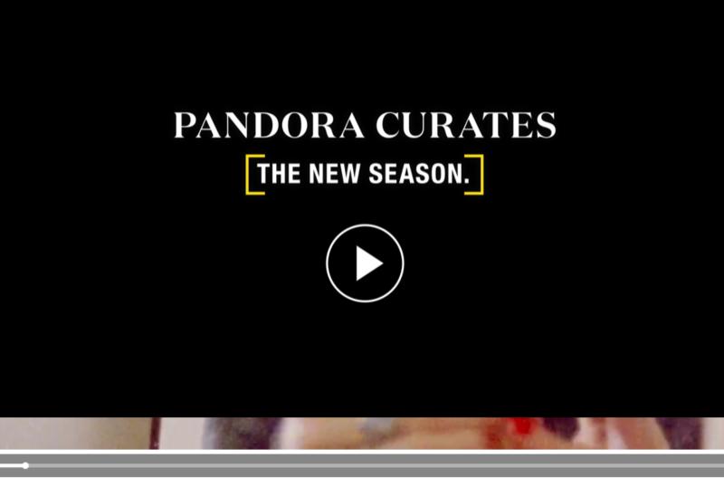 Warehouse x Pandora Campaign Film