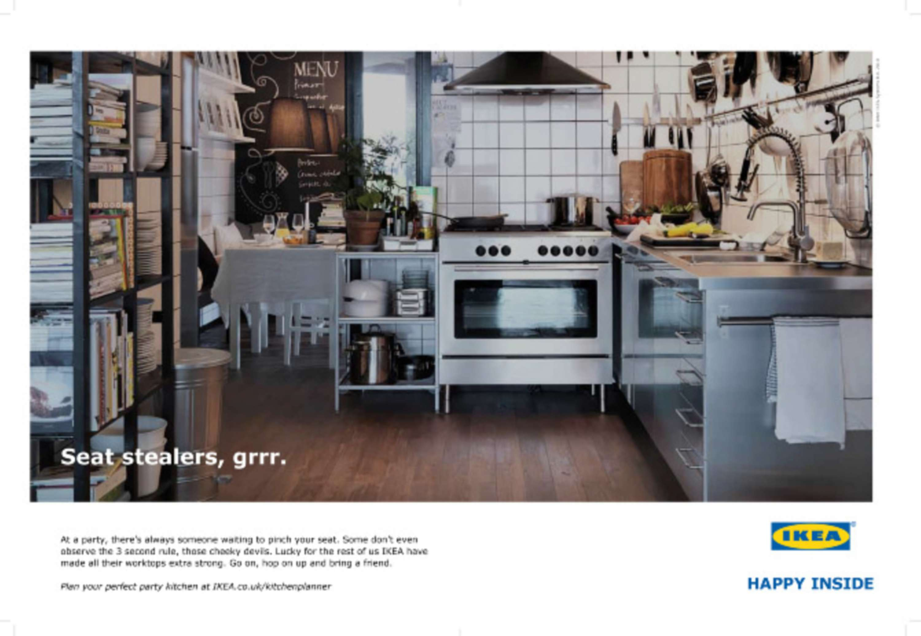 IKEA Happy Inside Campaign | The Dots