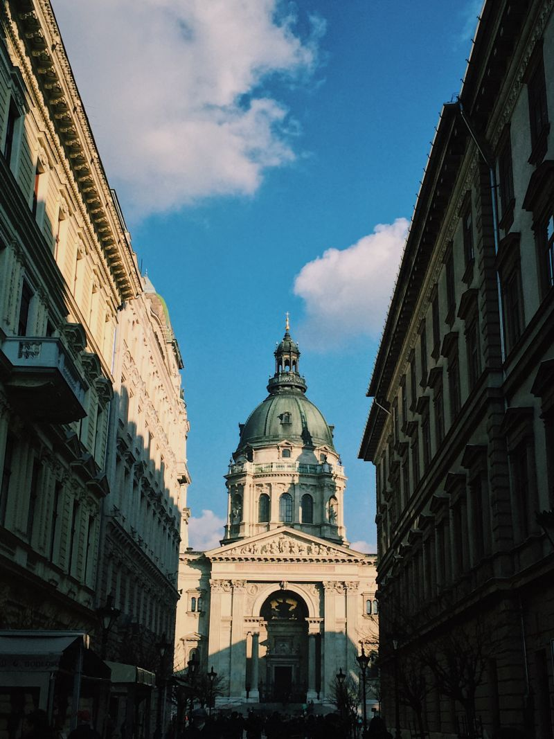 Travel iphoneography - Budapest Edition