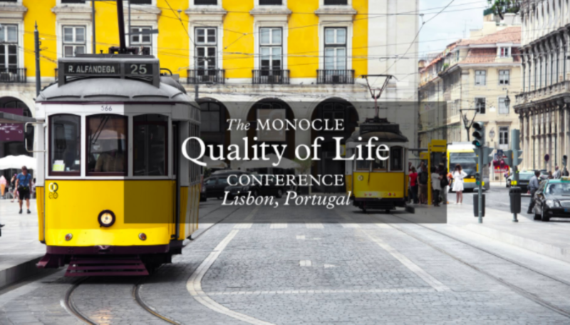 Event Management: The Monocle Quality of Life Conference 2015