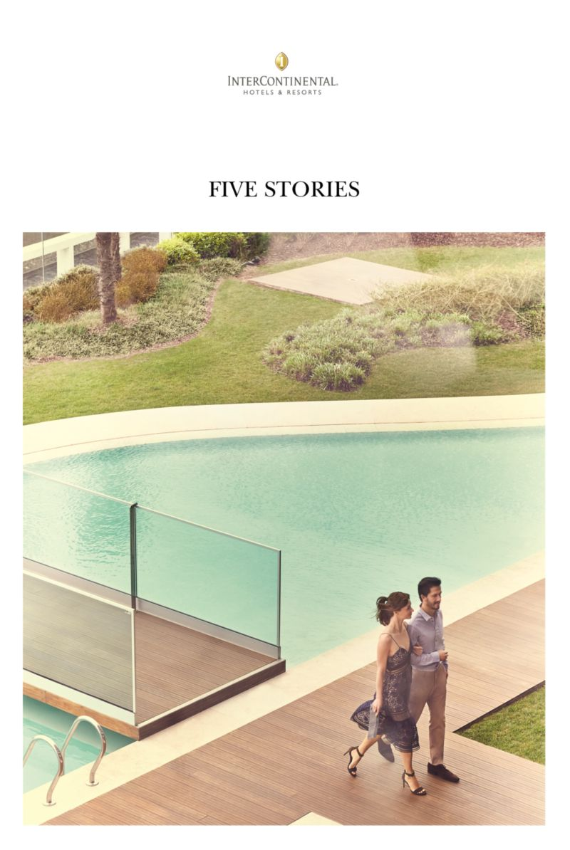 InterContinental Hotels & Resorts - Summit Newspaper & Lookbook