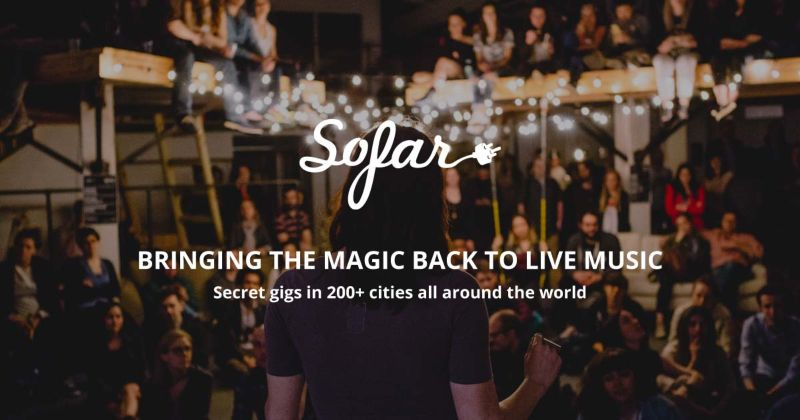 'Best of Sofar Sounds 2017' for I the Stylist