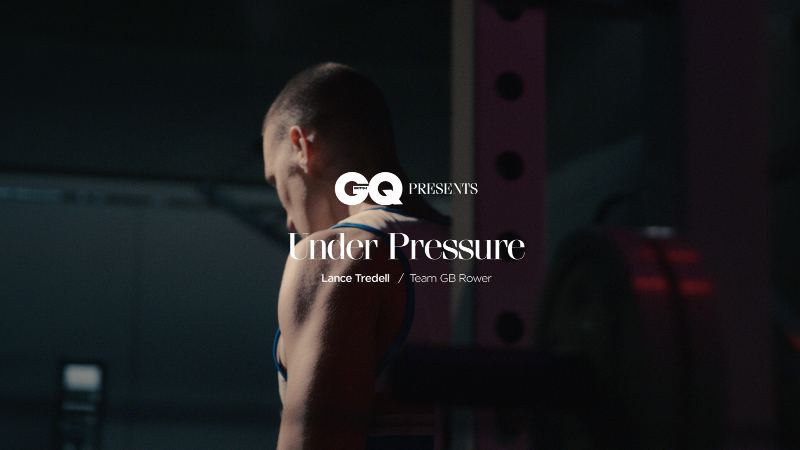 GQ x Wilkinson Sword: Under Pressure - Lance Tredell
