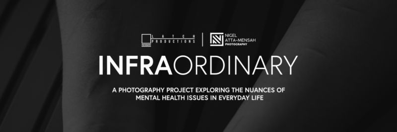 INFRAORDINARY - A Photography Project on Mental Health