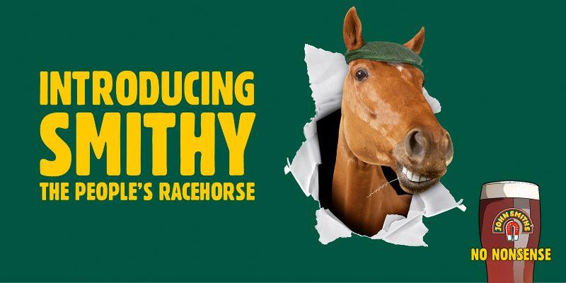 John Smith's Smithy the Horse