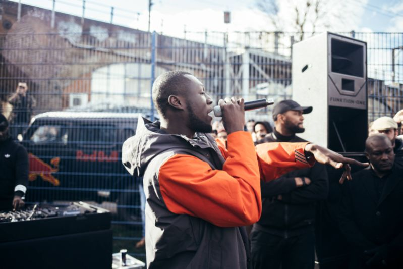 Red Bull Studios and Stormzy Present GSAP Pop-Up Shows