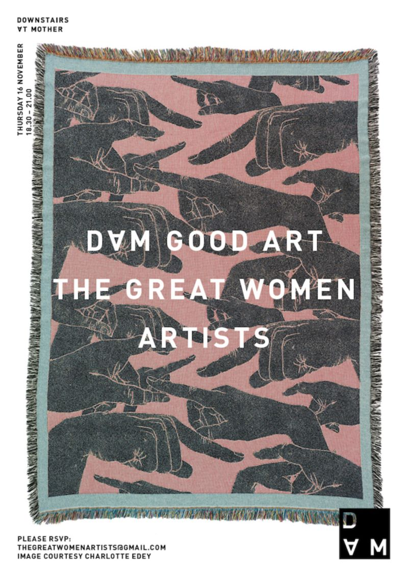 The Great Women Artists at Mother London