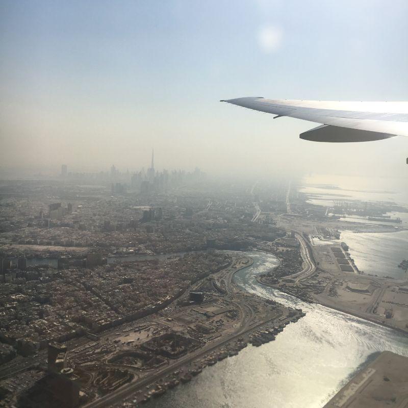 Strategy - Dubai flagship development