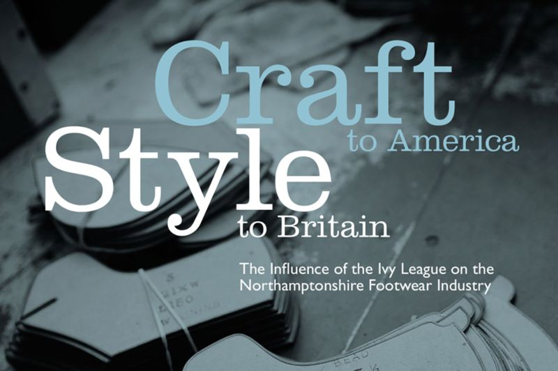 Craft to America, Style to Britain
