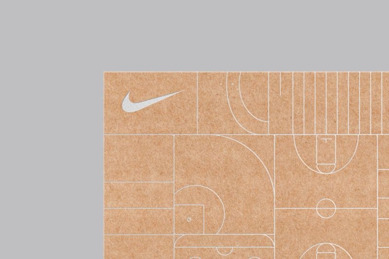 Nike Holiday Gift Packaging