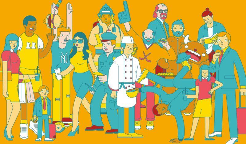 Seamless: How New York Eats 2017