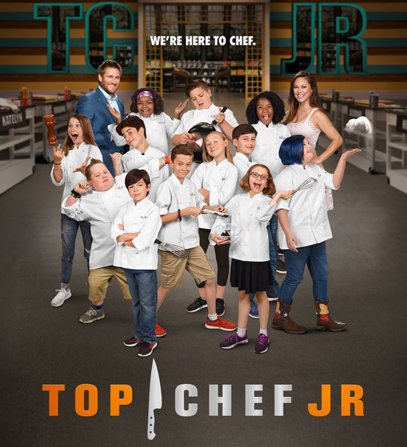 Top Chef Jr.    |  Photographer Anton Floquet