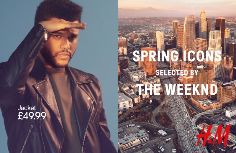 H&M Spring Icons