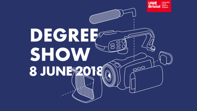 UWE Degree Show Submission 2018