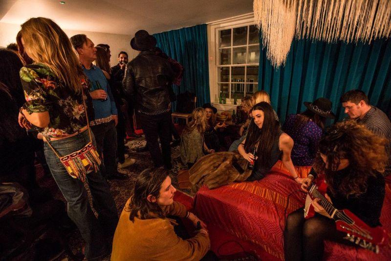 Hendrix Flat Sessions