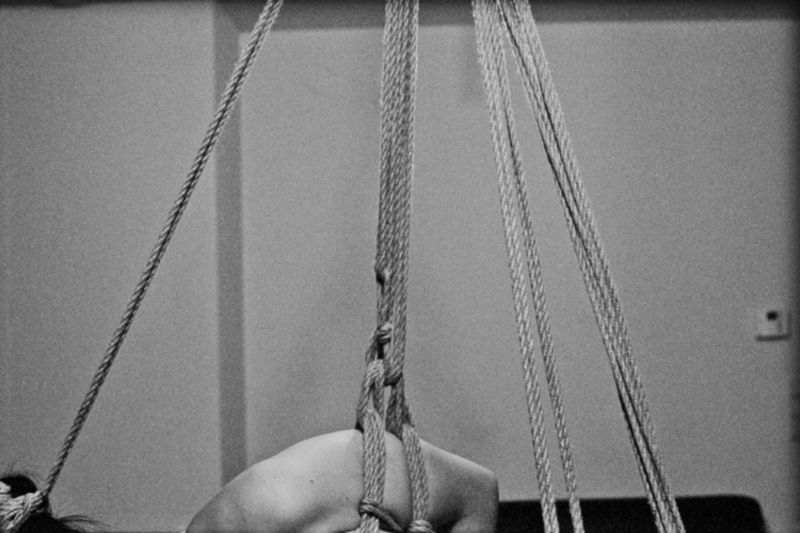 Intimate Portrait of a Knot Up (short documentary)