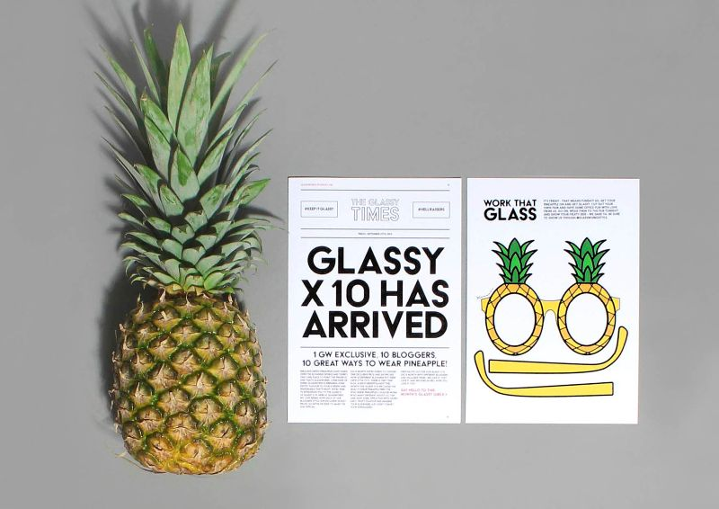 Glassy x10 Press Gifting