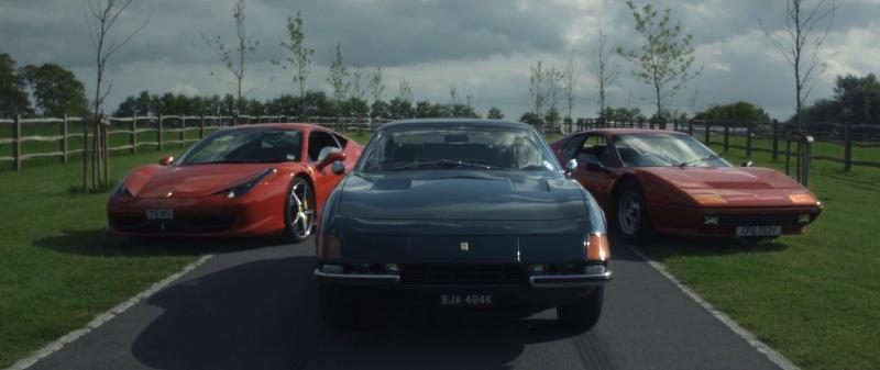 Three Eras of Ferrari
