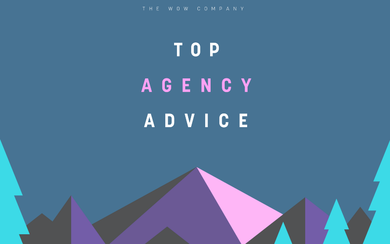Best advice to grow your agency